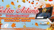 Promo Golden Autumn Di Jayabet