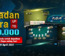 Promo Card Games Ramadan Ekstra Up To 2.000.000