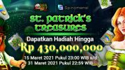 "Spinomenal ""St. Patrick's Treasures"" Tournament Di Jayabet"
